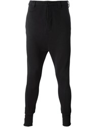 Thom Krom Tapered Track Pants Black