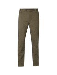 White Stuff Library Foreman Trouser Green