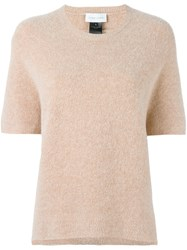 Christian Wijnants 'Kofi' Jumper Nude And Neutrals