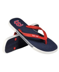 Forever Collectibles Boston Red Sox Thong Sandals