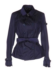Peuterey Suits And Jackets Blazers Women Dark Blue