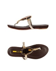 Manas Lea Foscati Footwear Thong Sandals Women