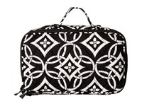 Vera Bradley Blush Brush Makeup Case Concerto Cosmetic Case Black