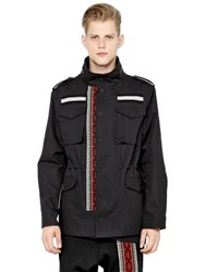 Ports 1961 Tapestry Band Bonded Cotton Field Jacket