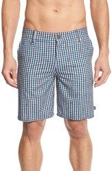 Sperry Men's 'Alluring' Gingham Trunks