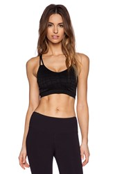 Yummie Tummie Mia Sports Bra Black