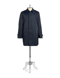 Lauren Ralph Lauren Packable Raincoat Blue