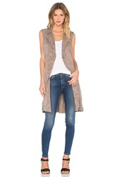 Capulet Sleeveless Trench Taupe