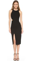 Elizabeth And James Guilia Dress Black