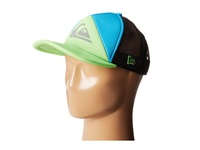 Quiksilver New Wave Hat Neon Blue Baseball Caps