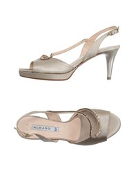 Albano Footwear Sandals Women Beige