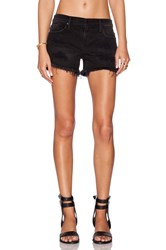 Black Orchid Boyfriend Short Fade To Black