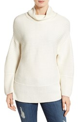 Vince Camuto Women's Ribbed Turtleneck Sweater