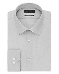 The Men's Store At Bloomingdale's End On End Regular Fit Dress Shirt