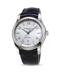 Frederique Constant Runabout Watch 43Mm Silver Black