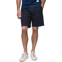 Folk Navy Jersey Shorts Blue