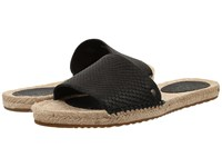 Ugg Cherry Exotic Black Leather Women's Sandals