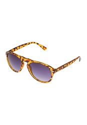 Jeepers Peepers Sunglasses Tourt Blue Fade Light Brown