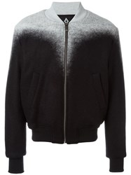 Marcelo Burlon County Of Milan 'Zapaleri' Bomber Jacket Black