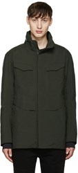 Arcteryx Veilance Green Field Is Coat