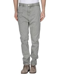 Red Soul Casual Pants Light Grey