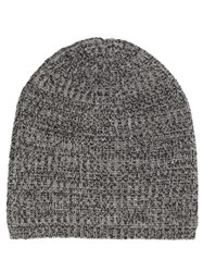 Denis Colomb Heavy Knit Cap Grey