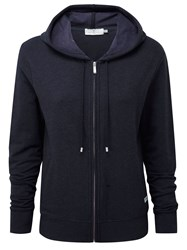 Henri Lloyd Karly Hooded Zip Sweat Navy
