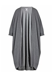 Vince Slouchy Cashmere Cardigan Grey