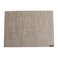 Chilewich Basketweave Rectangle Placemat Latte