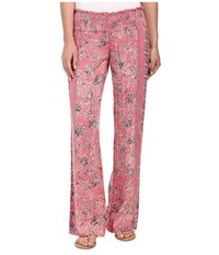 O'neill Polly Rose Women's Casual Pants Pink