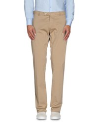 Berwich Trousers Casual Trousers Men Beige