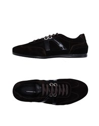 Alessandro Dell'acqua Footwear Low Tops And Trainers Men Dark Brown
