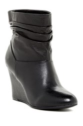 Chinese Laundry U Bet Slouch Wedge Bootie Black