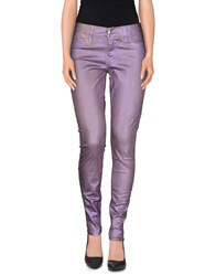 True Religion Trousers Casual Trousers Women Mauve