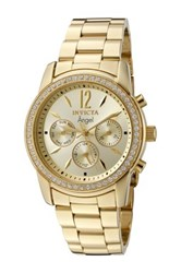 Invicta Women's Angel Casual Watch Metallic