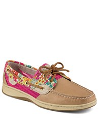 Sperry Bluefish Liberty 2 Eye Boat Shoes Brown