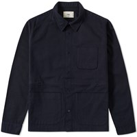 Folk Painter's Jacket Blue