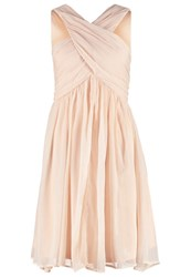 Anna Field Flamingo Cocktail Dress Party Dress Nude