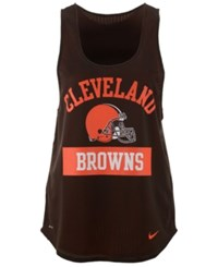 Nike Women's Cleveland Browns Mesh Tank