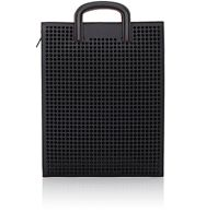 Christian Louboutin Men's Convertible Tote Black