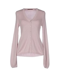 Bally Knitwear Cardigans Women Pink