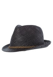Scotch And Soda City Basic Hat Antra Black