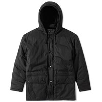 Our Legacy Puffed Parka Black