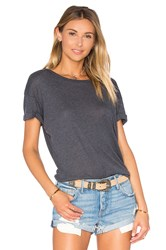 Candc California Mikka Relaxed Tee Charcoal