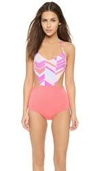 Zinke Andi Swimsuit Summer Chevron