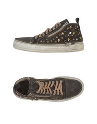 Enrico Fantini High Tops And Trainers Dark Brown