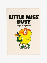 Olympia Le Tan Little Miss Busy Book Clutch Multi Coloured Tan Beige