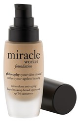 Philosophy 'Miracle Worker' Miraculous Anti Aging Foundation Spf 30 1 Oz Shade 4
