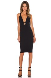 Nookie Eva Bodycon Dress Black