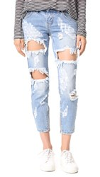 One Teaspoon Freebird Jeans Hustler